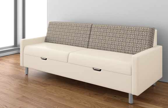 Amelio sleeper sofa for Krug