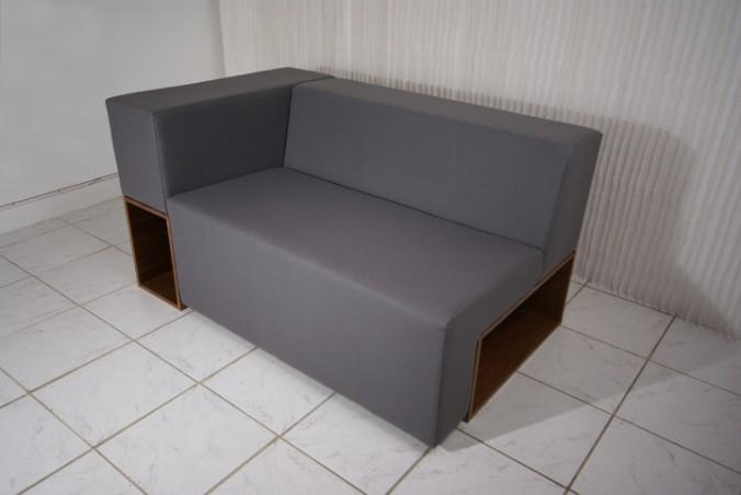 Cubert love seat