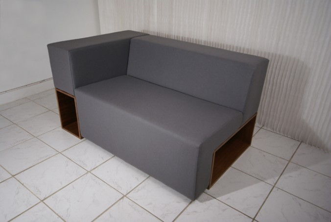 Cubert love seat